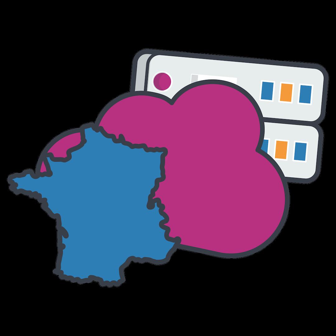 OFFRES - Cloud & Services Managés - Nos datacenters - France Métropolitaine